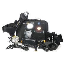 Headlamp Lumonite Air2, 2000 lm