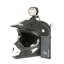 Enduro Helmet Lamp Lumonite Leader MX, 5000 lm