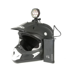 Enduro Helmet Lamp Lumonite Navigator MX, 3500 lm